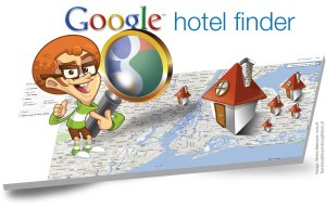 Nueva versión de Google Hotel Finder