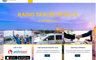 Radio taxi de Sevilla