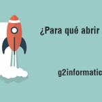 ¿Para qué abrir un blog de empresa?
