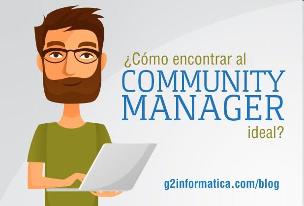 ¿Cómo encontrar al Community Manager ideal?
