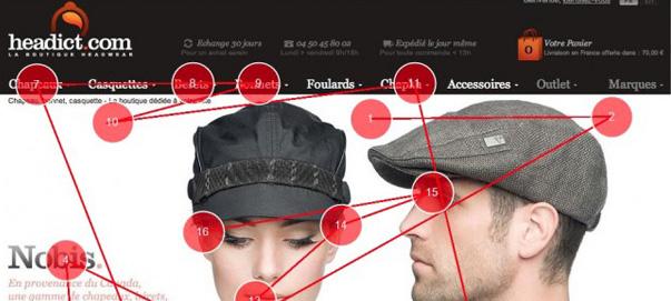¿Qué es el Eye Tracking Neuromarketing en la usabilidad web?