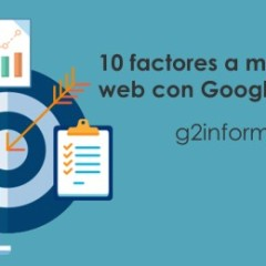 10 factores a medir con Google Analytics desde tu web