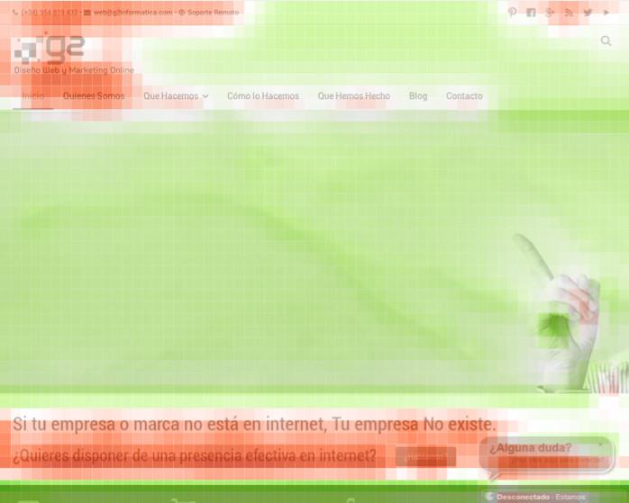 ¿Para qué sirven los mapas de calor en un sitio web?