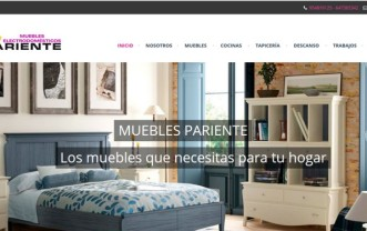 Mueblespariente.com