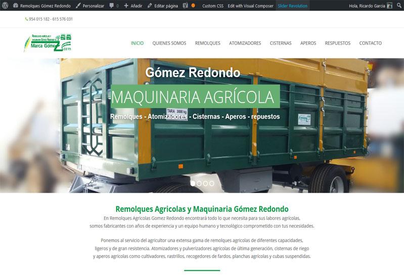 Remolques Gómez Redondo