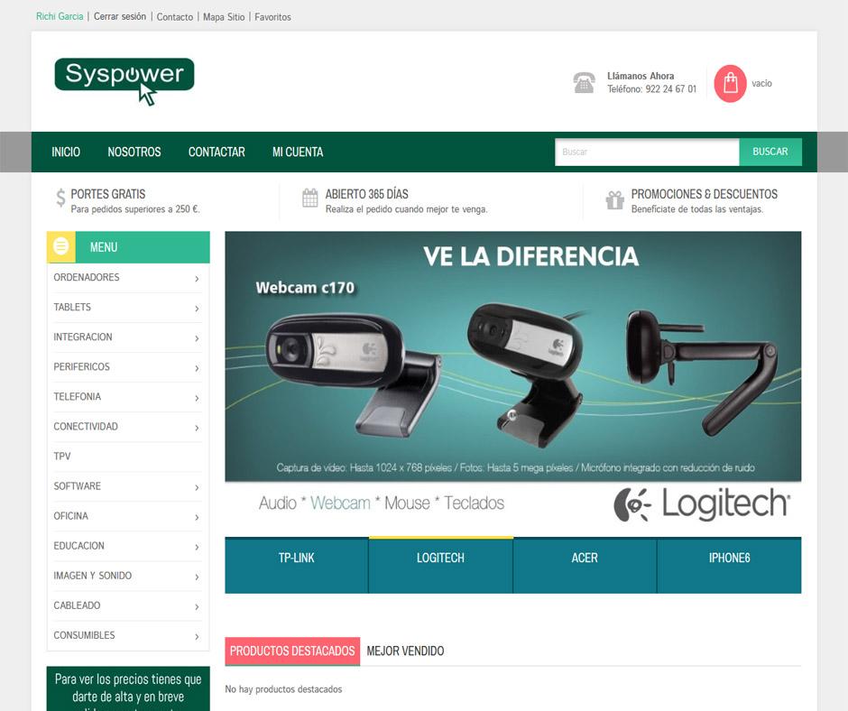 Syspower.es